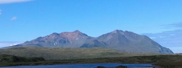 Mt Moffet, Sept 9, 2013.