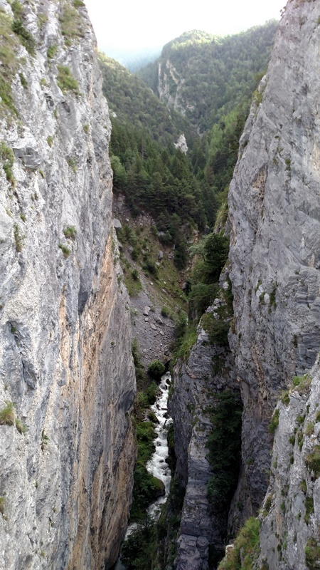Leuk, Switzerland (Wallcreeper area)