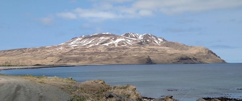 Mt Adagdak, 1614 ft