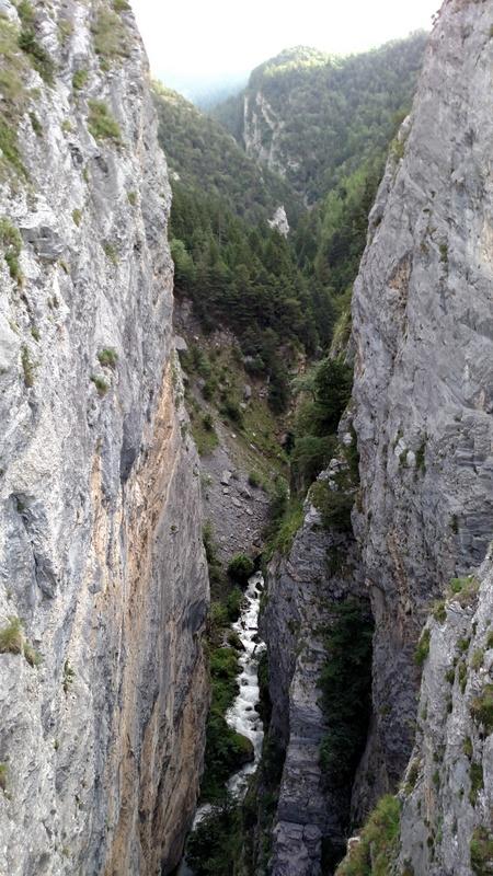 Leuk, Switzerland (Wallcreeper area)
