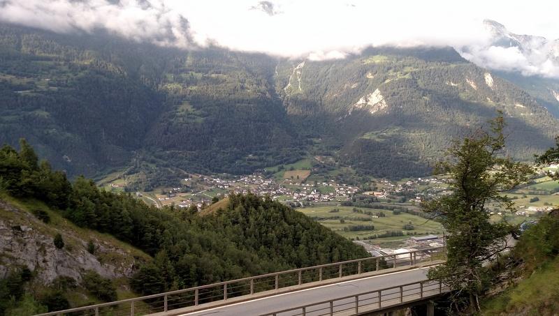 Leuk, Switzerland