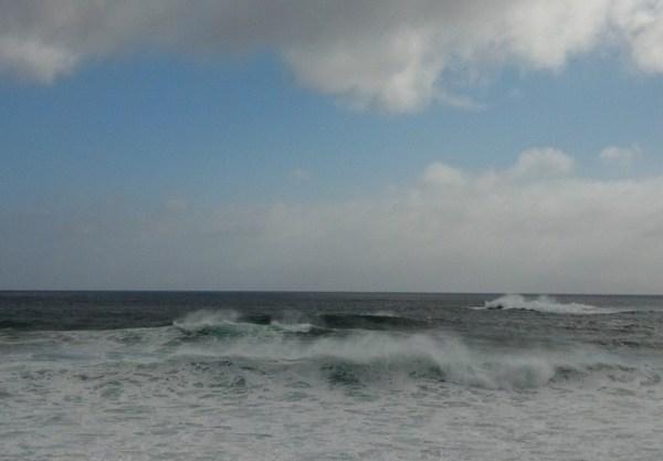 Seawall surf, Sept 12, 2013.